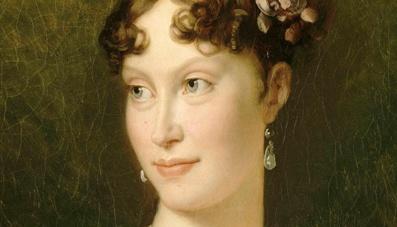 Portrait de Marie-Louise