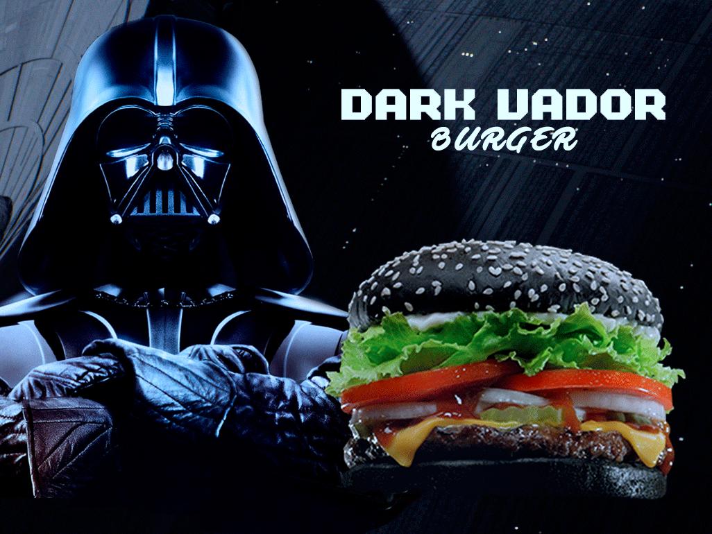 DARK VADOR est son Burger