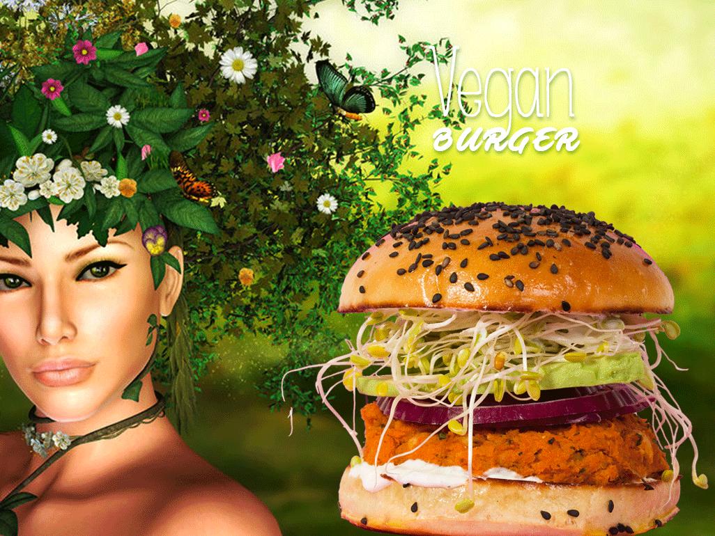 La VEGAN et son Burger