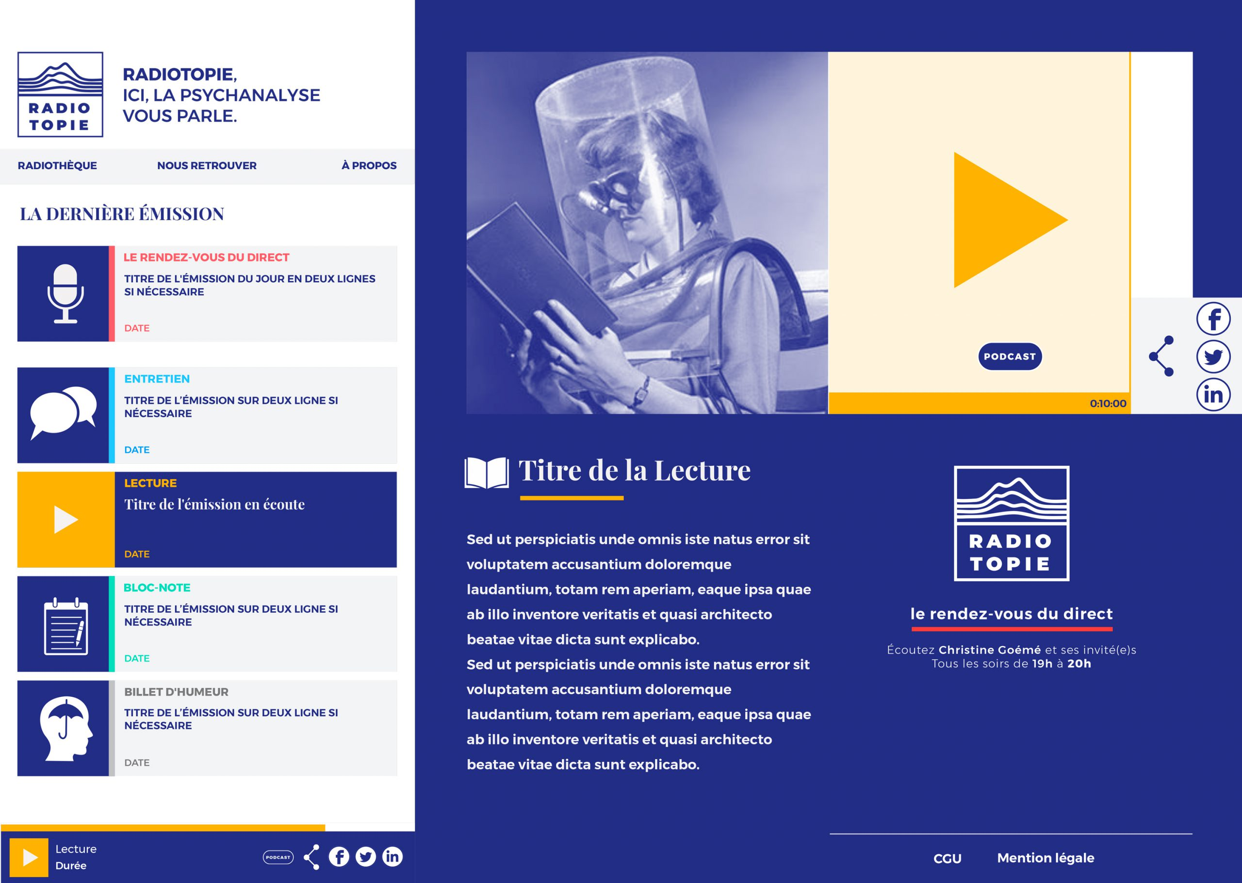 RADIOTOPIE PAGE HOME / ACCUEIL