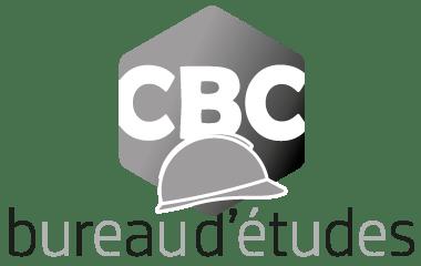 Logo CBC BUREAU D'ÉTUDES en Noir et Gris