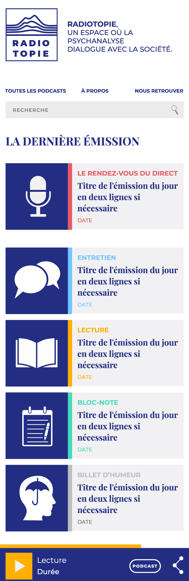 Page MOBILE ARTICLES