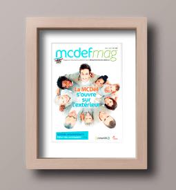 Image de la couverture de MCDEF N° 188