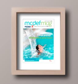 Image de la couverture de MCDEF N° 190