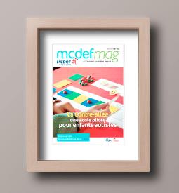 Image de la couverture de MCDEF N° 196
