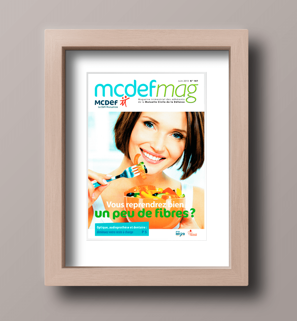 Couverture du Magazine N° 197 de MCDEF MAG