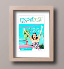 Image de la couverture de MCDEF N° 201