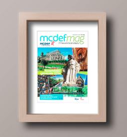 Image de la couverture de MCDEF N° 202