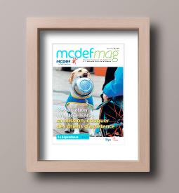 Image de la couverture de MCDEF N° 204